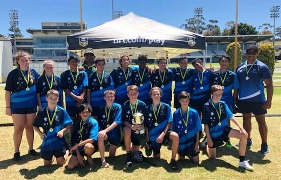 2018 Rugby Champions