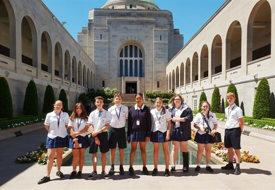Year 9 Canberra Tour - Australian War Memorial