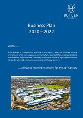 Business Plan 2020-2022