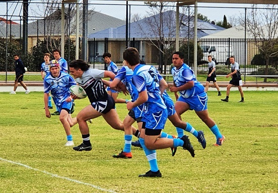 RUGBY Defence
