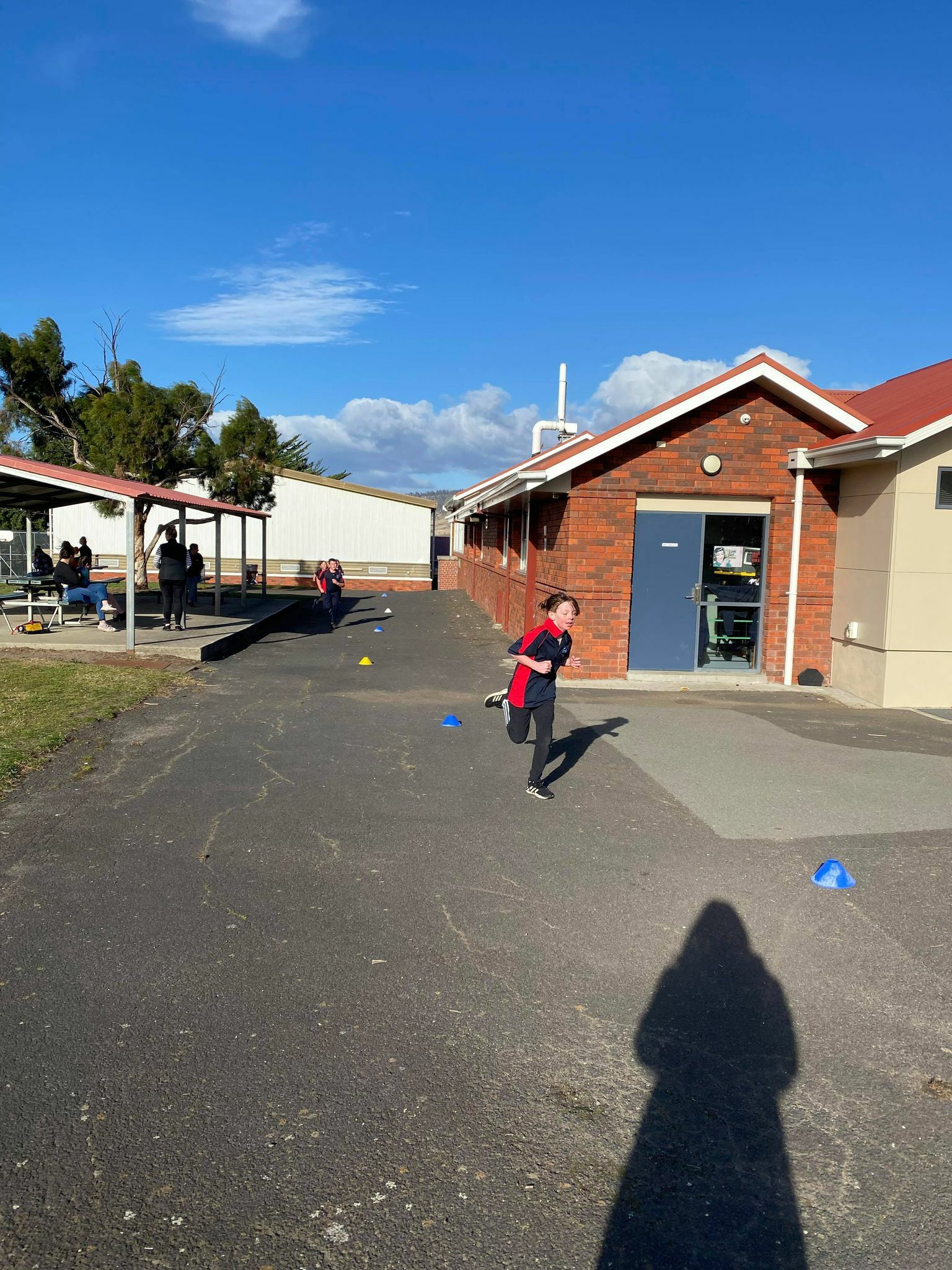 Primary Cross Country 3