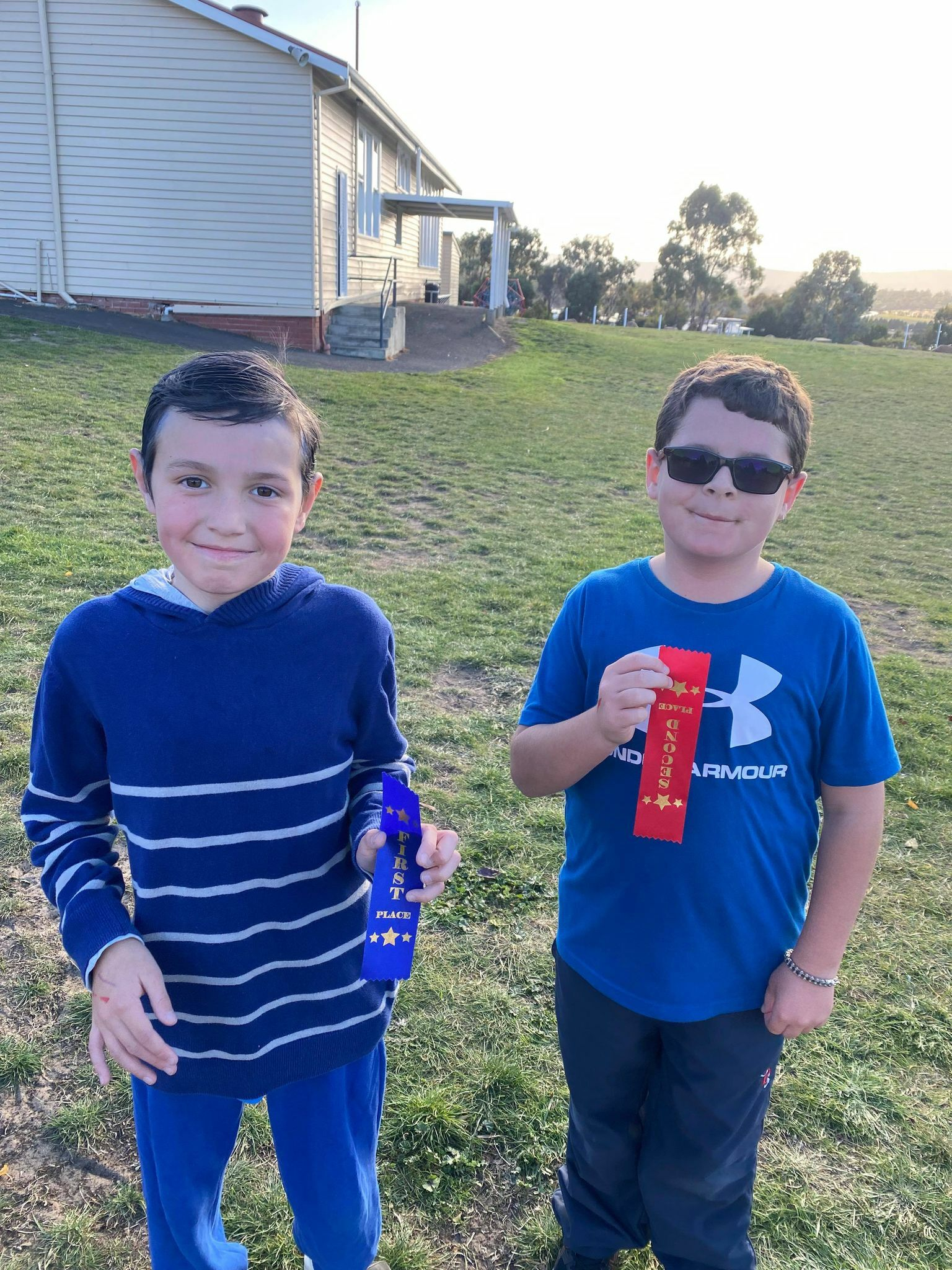 Primary Cross Country 6