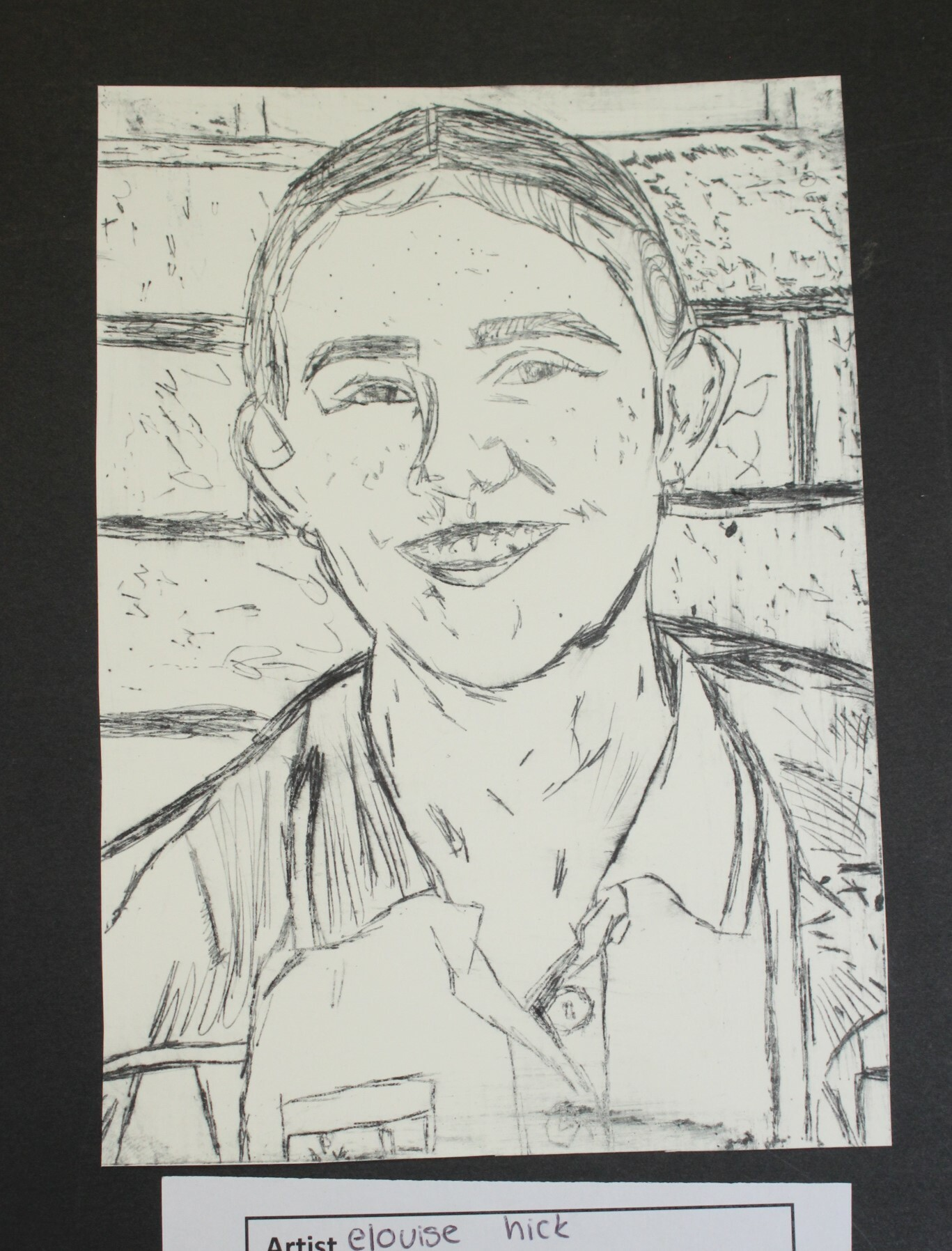 Year 8 etching (5)