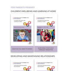 CSPA for parents primary