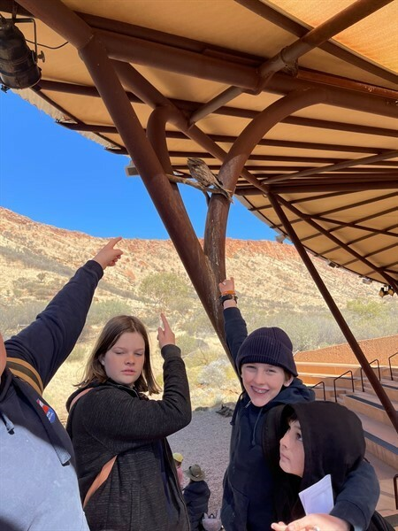 Excursion to the Desert Park