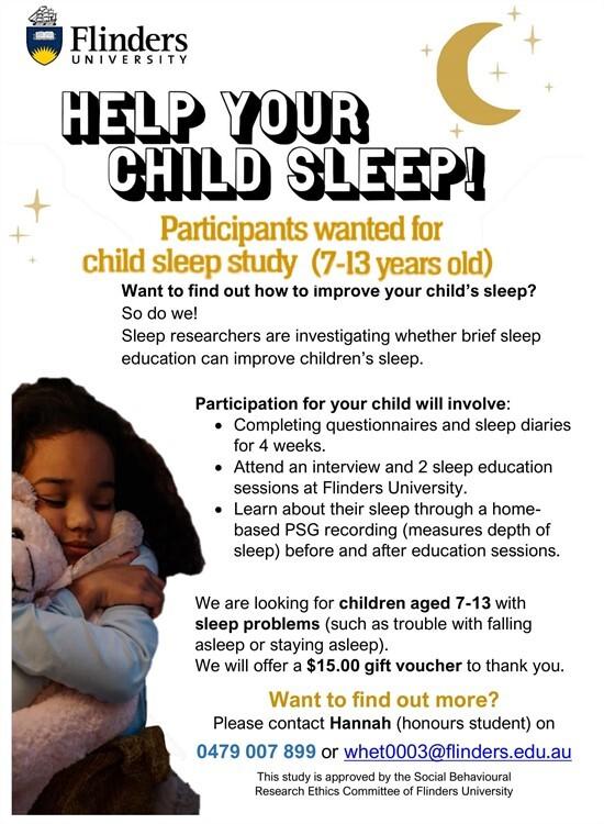 Help your child sleep
