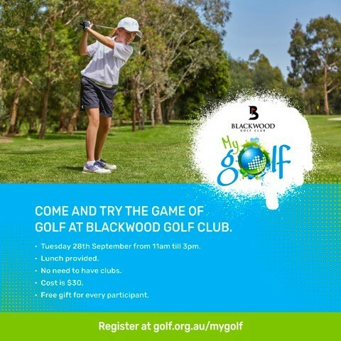 Come and try golf