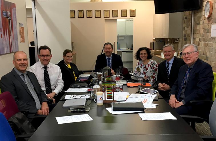 Meeting of Catholic School Stakeholders in Brisbane Nov 2019