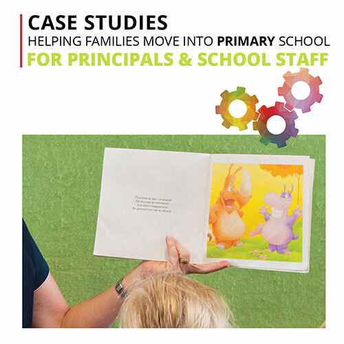 Case Studies helping families primary-for principals
