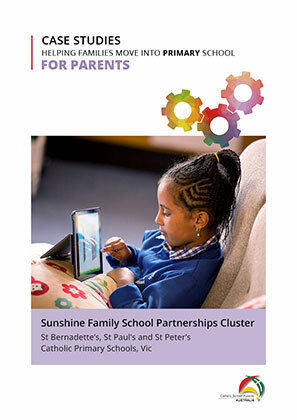 For Parents Primary-Sunshine Family School Partnerships Cluster