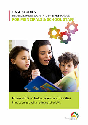 For Schools Primary-Home visits to help understand families