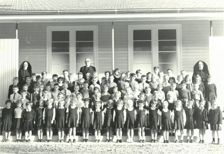 St Paul's 1964 First Day
