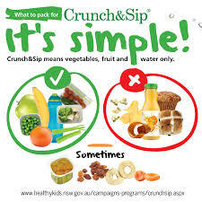 Crunch and Sip Program image 2