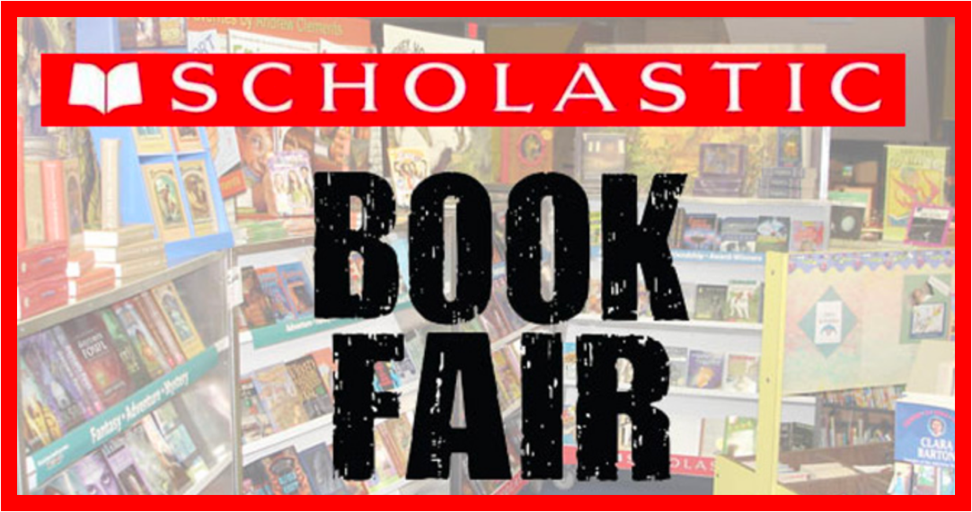 HAS - Scholastic BOOK FAIR Oct 26-30 WK3 T4 2020