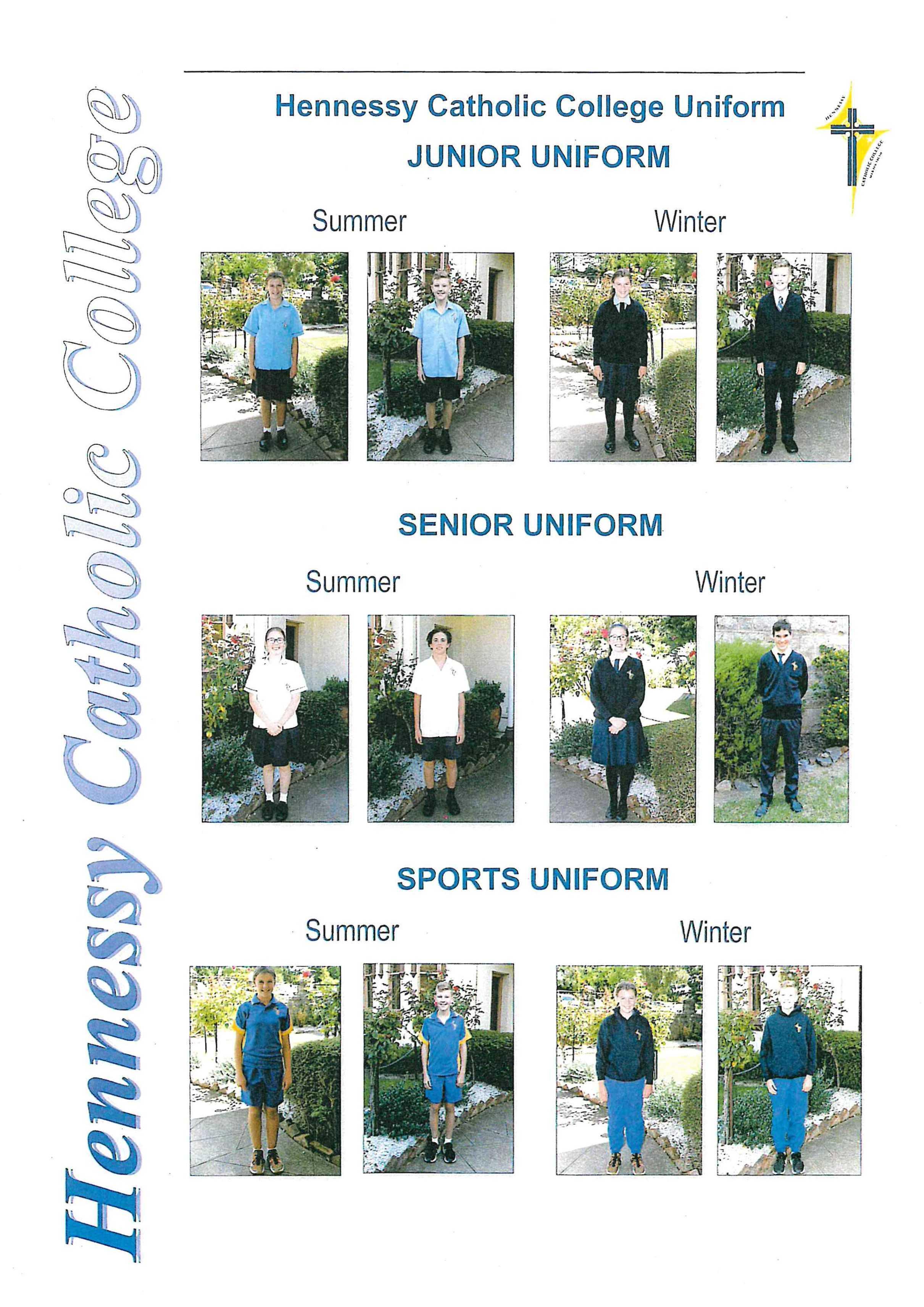 Page 1 Uniform 21