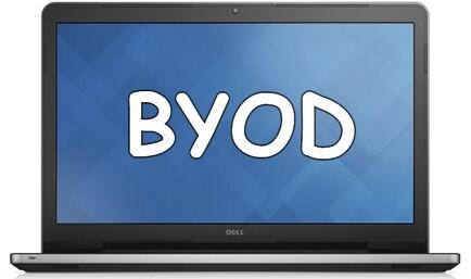 BYOD website