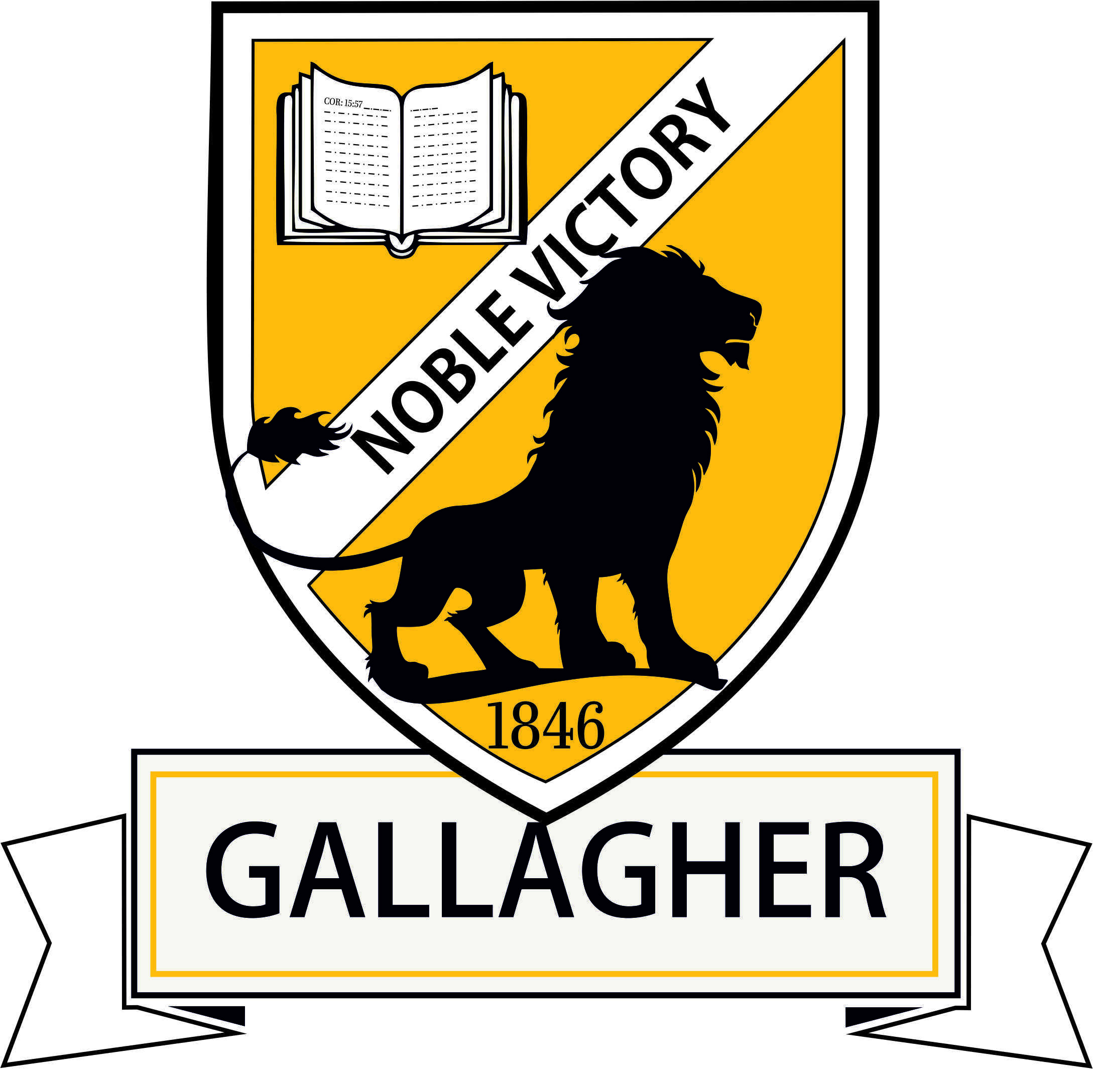 Hennessy HOUSE CRESTS Gallagher