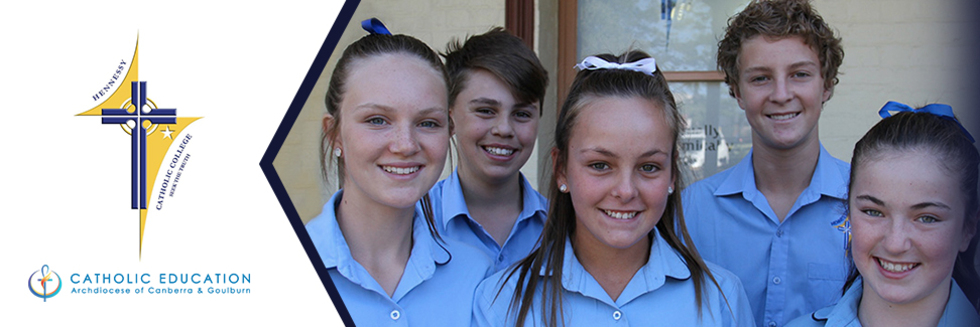 Hennessy Catholic College - Young