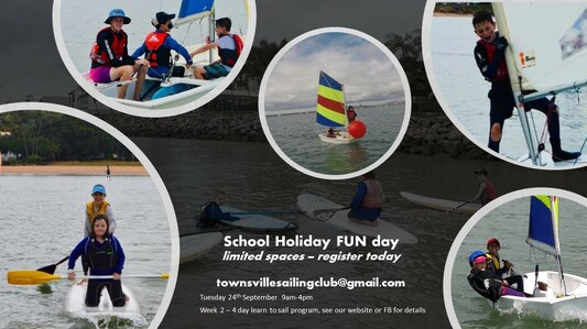 School Holiday Aquatic FUN day  SEPTEMBER 24