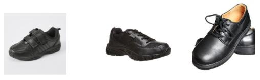 Correct school shoes