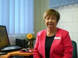 Principal's Photo 2018