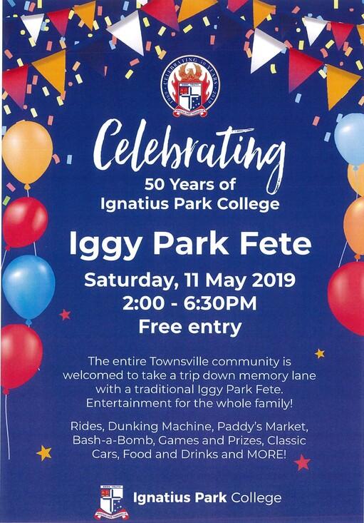 Iggy Park Fete