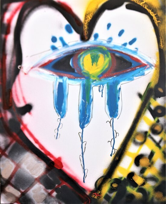 Cam Maggs Eye heart
