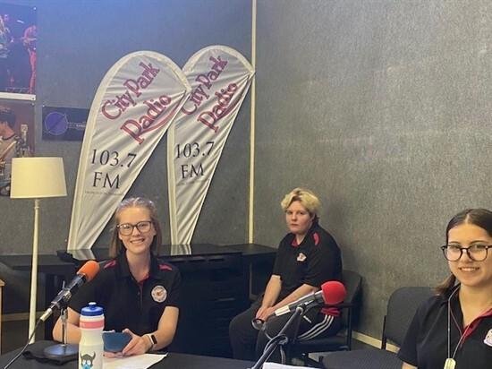 City Park Radio Reginga,charlotte,Bethany