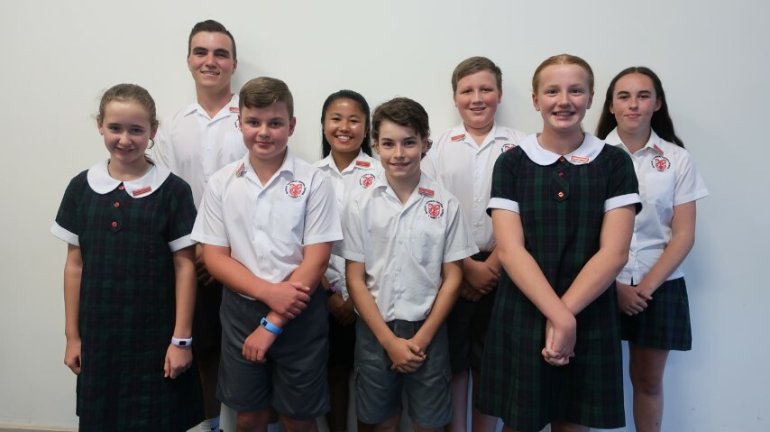 McAuley School Leaders 2020 (Small)