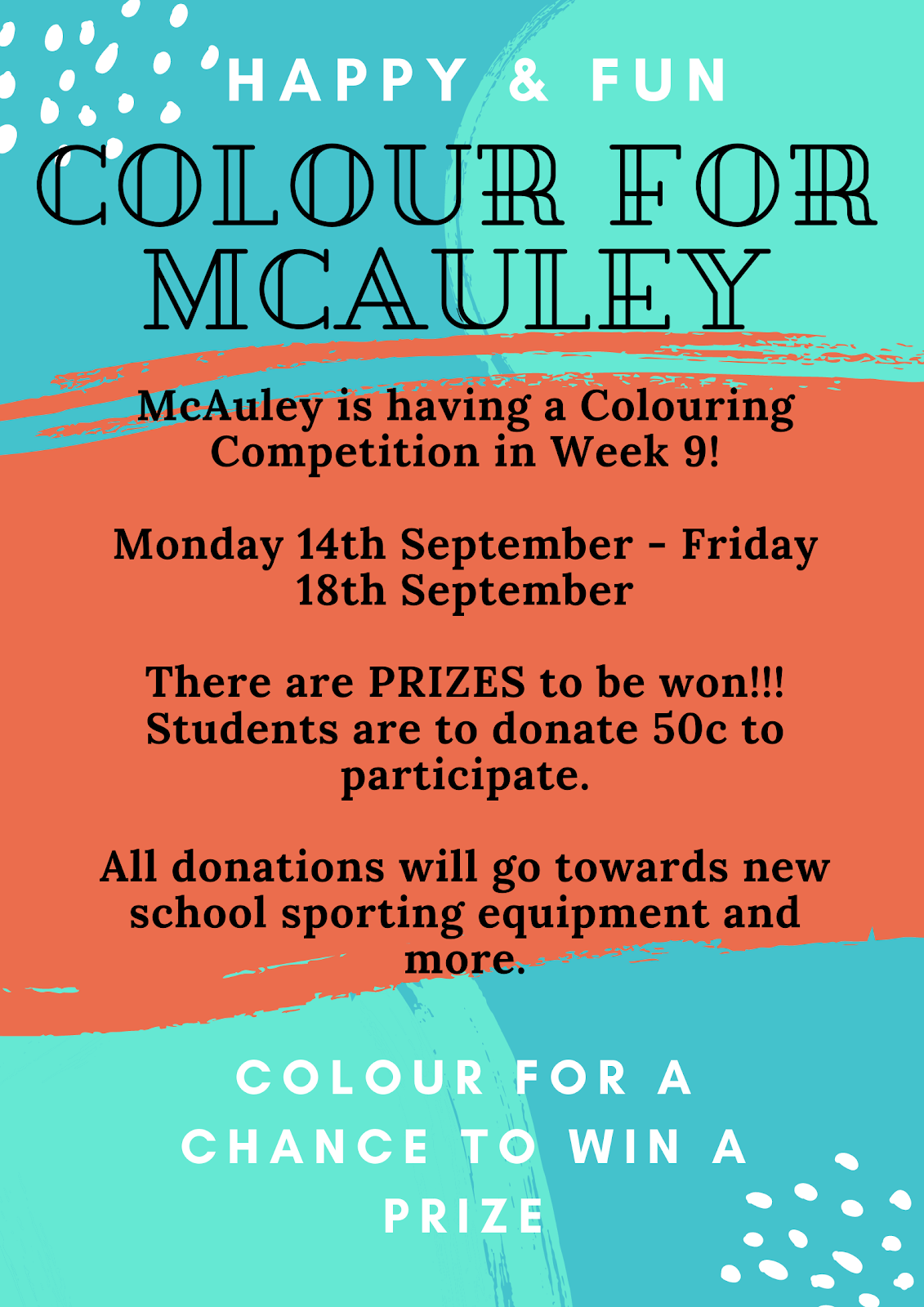 Colour for Mcauley Poster Primary