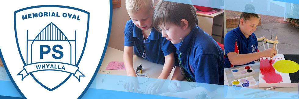 Memorial Oval Primary School