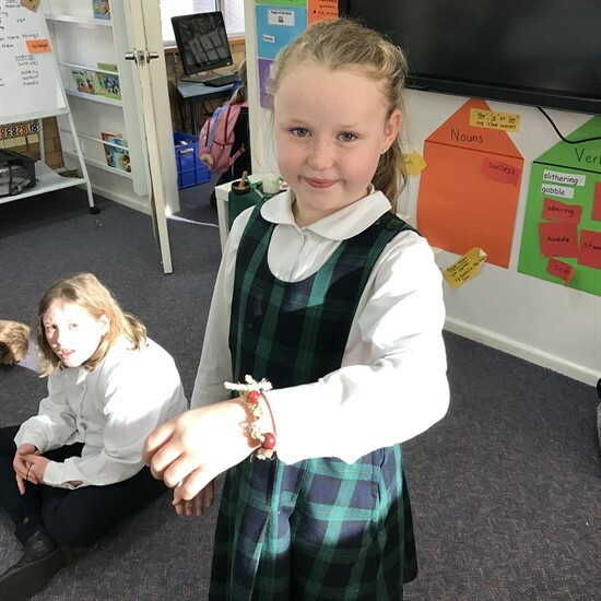 2AH Learning About Aboriginal Weaving (6)
