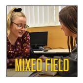 mixed field