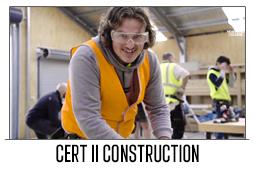 Cert II Construction