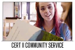 Cert II Community Service