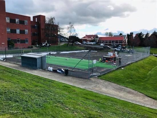 Tennis courts 3