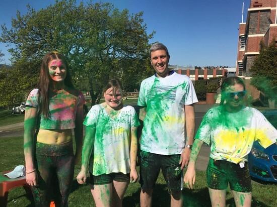 Colour run 12