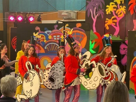 Seussical preform 2