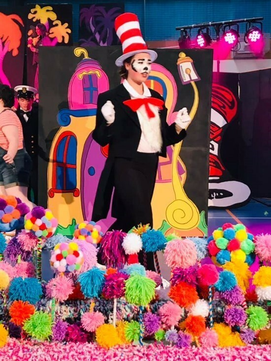 Seussical preform 20