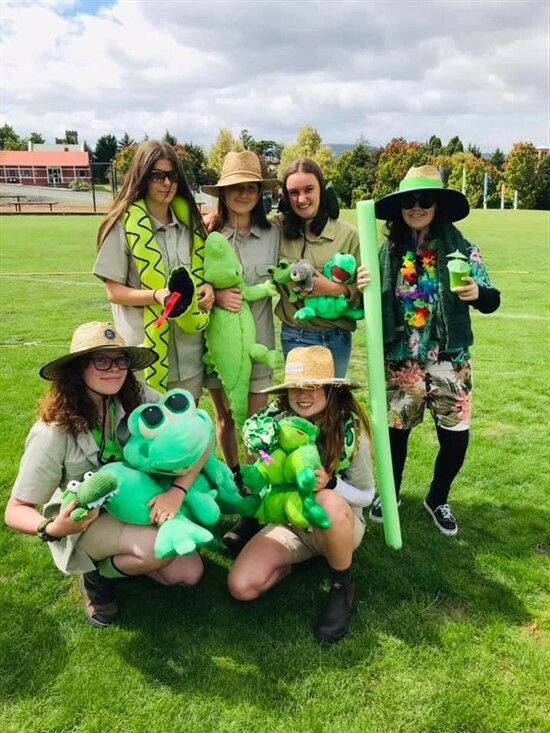 House sports day -Miller