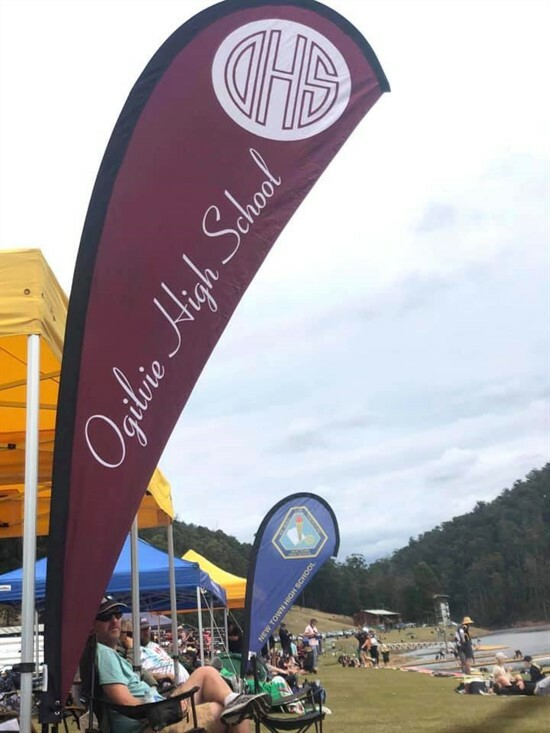 Ogilvie - Rowing