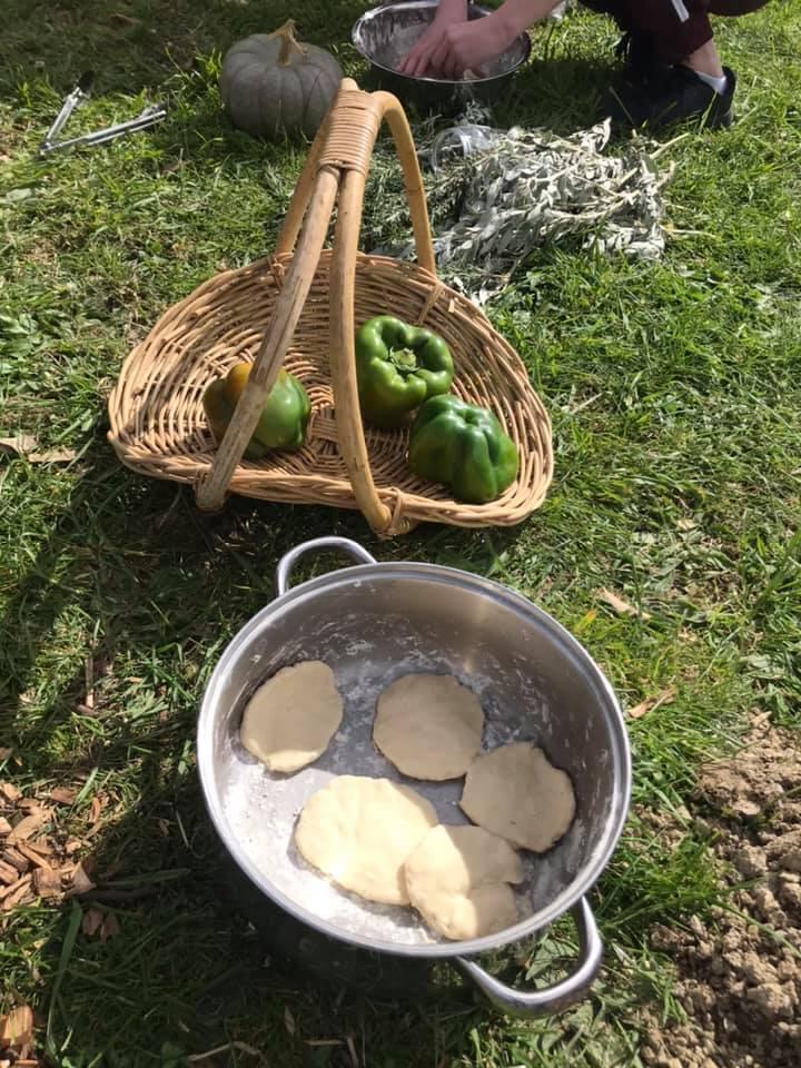 Aboriginal cooking 5