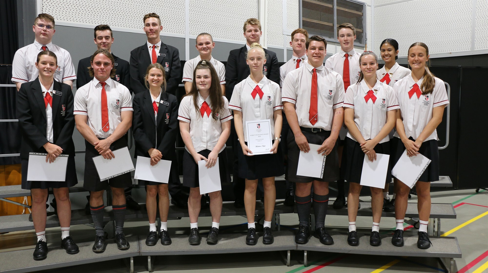Excellence Year 11 and 12 Subject