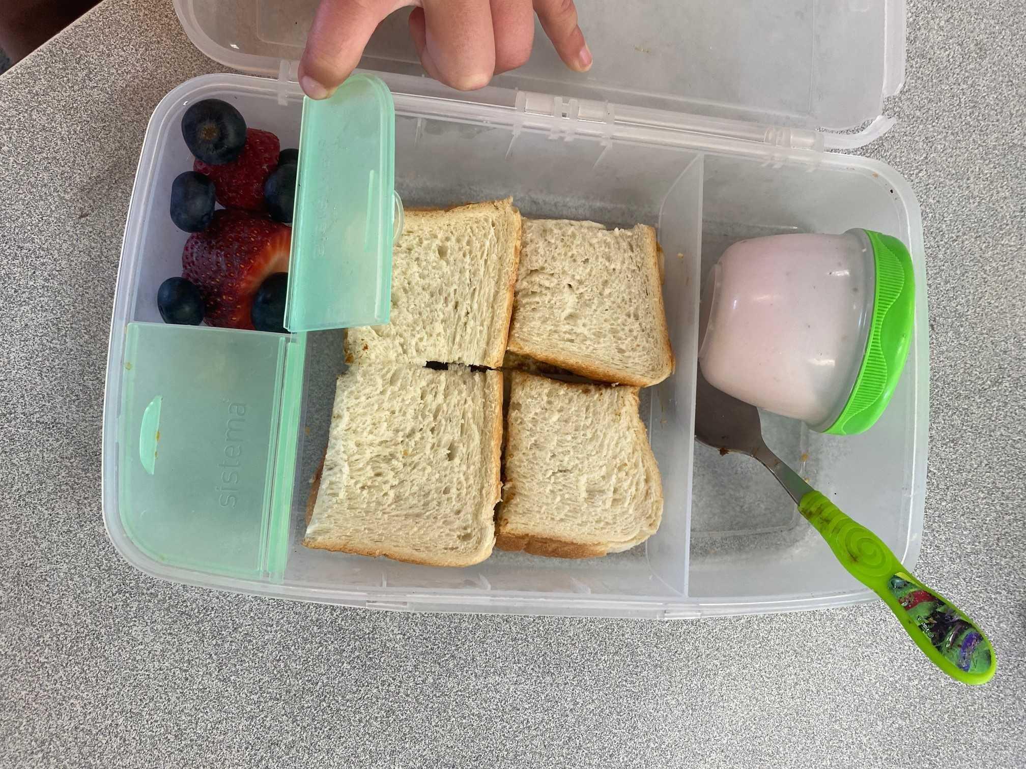 Lunch box 2