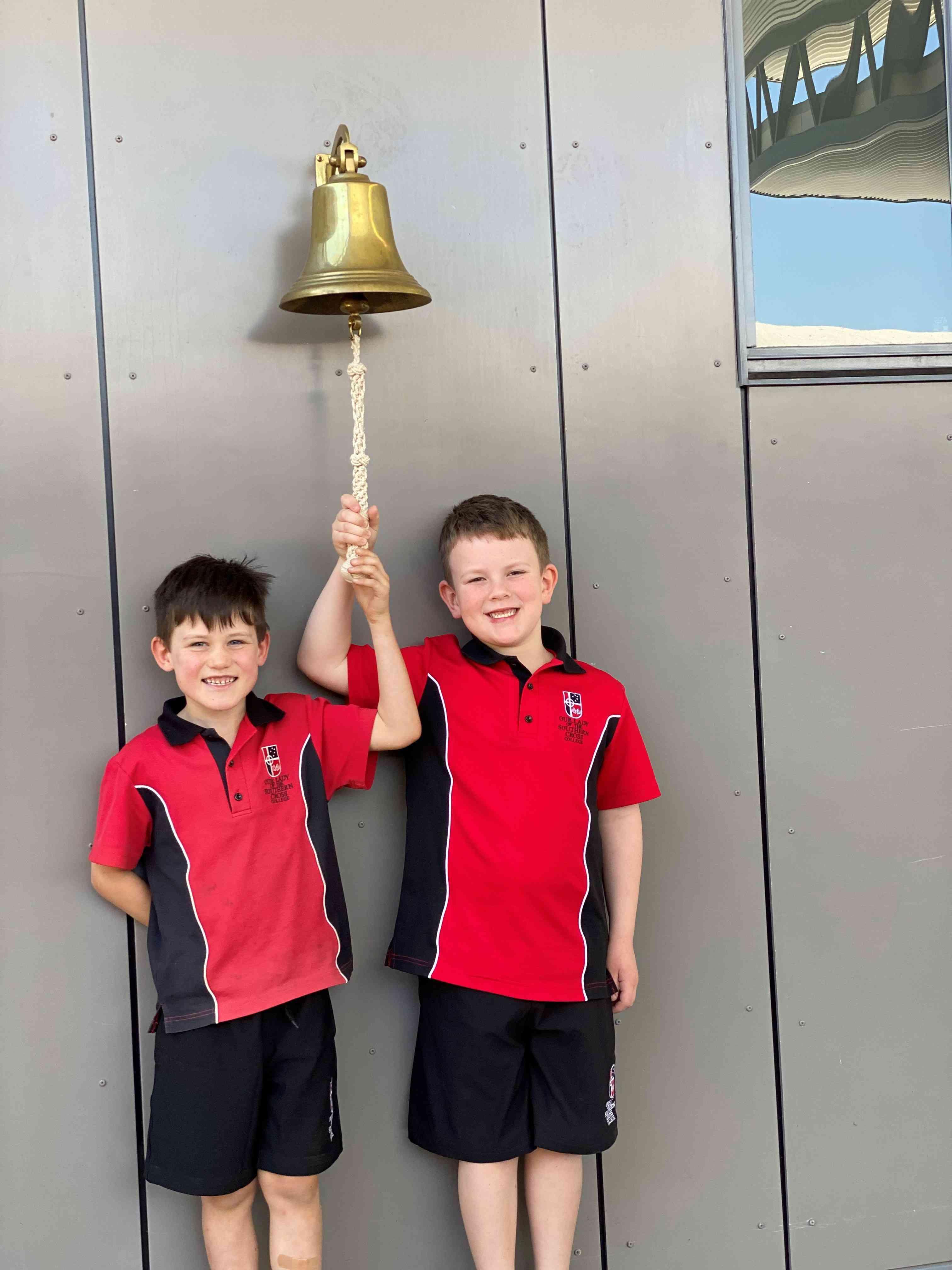 Journey Bell