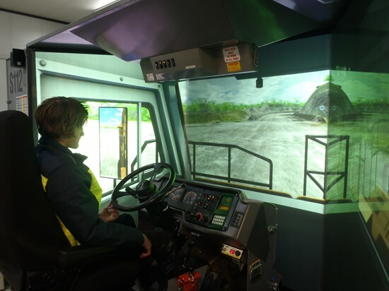 3 Simulator Training 789