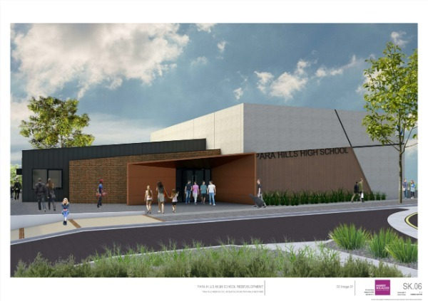 New Performing Arts Centre