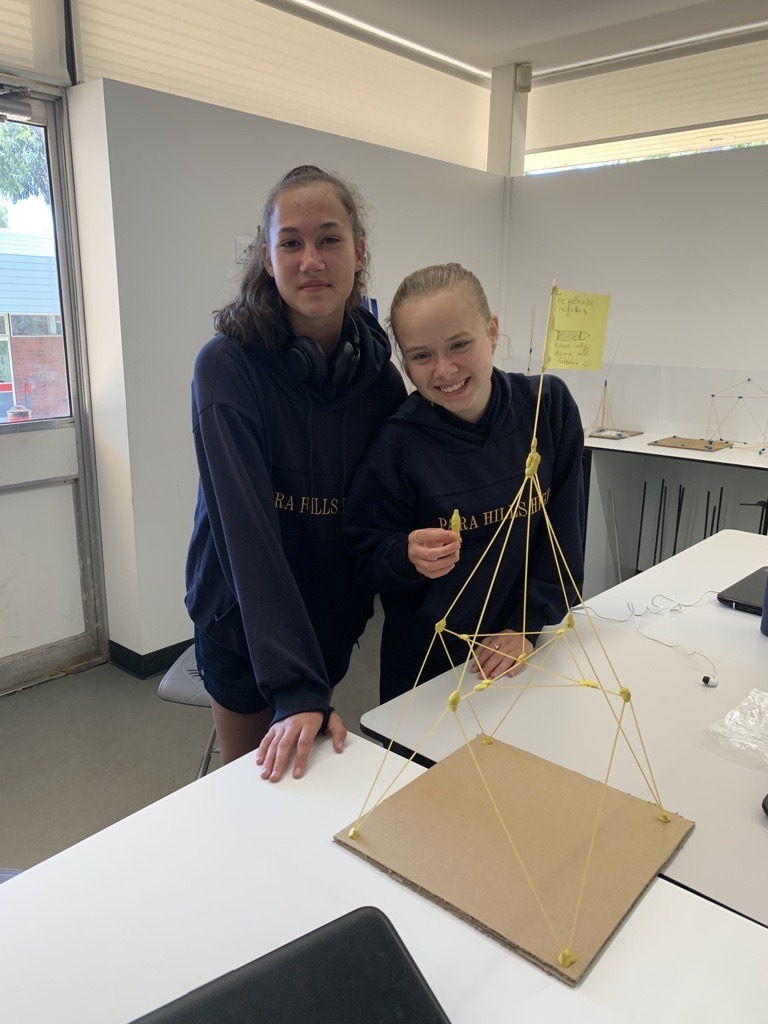 Earthquake Resistant Towers 3 (Year 9)