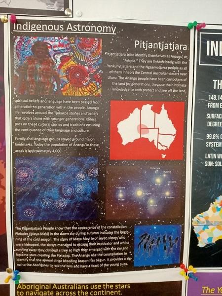 NAIDOC Week - Indigenous Science Posters (Year 10) 1