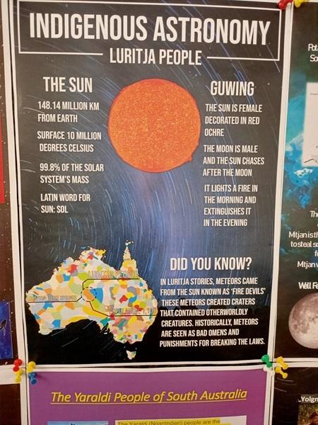 NAIDOC Week - Indigenous Science Posters (Year 10)